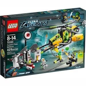 Lego Agents Fusão Tóxica de Toxikita 429 peças - R$90