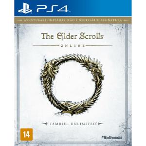 Elder Scrolls Online PS4 R$30,00