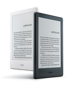 """Kindle 8 ª Geração - Tela de 6"""" sem reflexo e sensível ao toque Wi-Fi"""