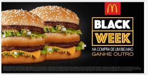 Compre 1 Big Mac e Ganhe Outro!