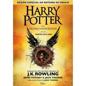 Harry Potter e a Criança Amaldiçoada (Livro 8) - BROCHURA