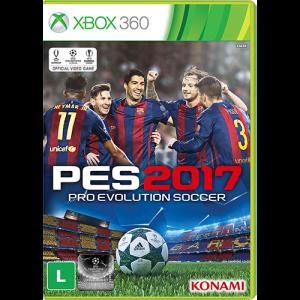 Game Pro Evolution Soccer 2017 - Xbox 360 POR r$ 54