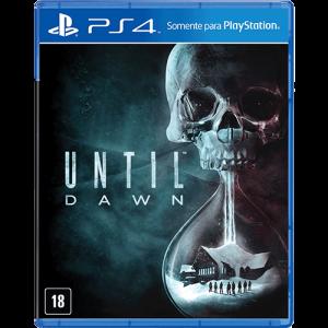 Until Dawn - PS4 R$ 54,00