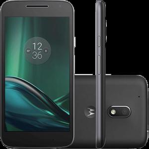 [AMERICANAS] Smartphone Moto G4 Play Dual Chip Android 6.0 Tela 5'' 16GB Câmera 8MP - Preto