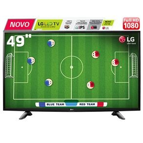 "TV LED 49"" LG Full HD 49LH5150 - R$1.899"