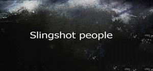 Jogo Slingshot people - grátis (ativa na Steam)