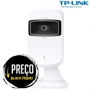 Câmera IP com Repetidor Wireless TP-Link NC200 com Velocidade 300MBps por R$ 109