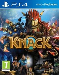 Knack - PS4 R$ 54,00