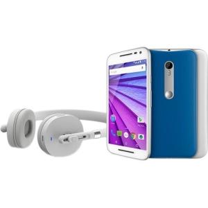 Smartphone Moto G (3ª Geração) Edição Especial Music Dual Chip Android 5.1 por R$ 791