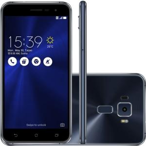 Smartphone Asus Zenfone 3 ZE520KL-1A074BR Octa Core, Android 6, Tela 5.2´ 32GB , 16MP, 4G Dual Chip por R$1453