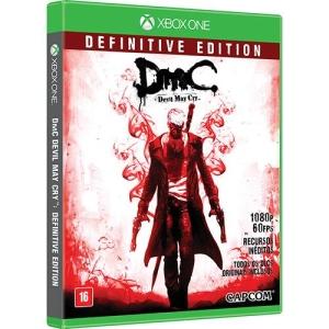 DMC Devil May Cry: Definitive Edition - Xbox One R$ 54,00