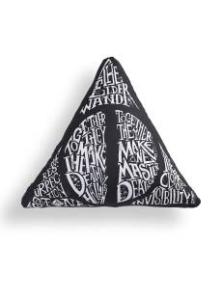 Almofada Divertida Relíquias - Harry Potter por R$50