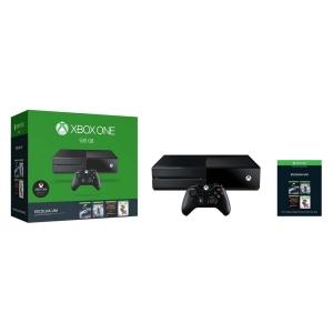 Console Xbox One 500GB - Escolha seu Jogo Download via Xbox Live - R$1.104