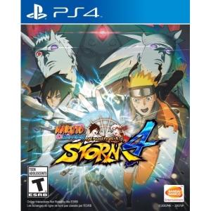 Naruto Shippuden: Ultimate Ninja Storm 4 para PlayStation 4™ na PlayAsia por R$ 85