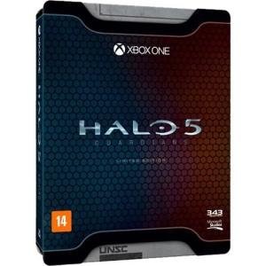 Halo 5: Guardians - Edição Limitada para Xbox One por R$72