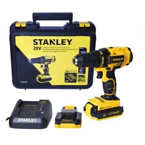 """Furadeira / Parafusadeira 1/2"""" à bateria 20 volts com 2 baterias - SCD20C2K-BR"""