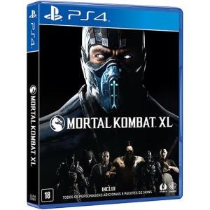 Mortal Kombat XL - PS4 R$ 88,00