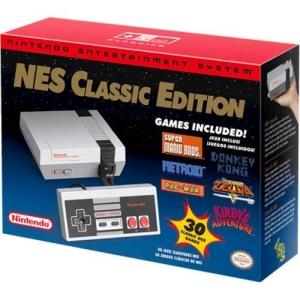 NES Classic Edition por R$800