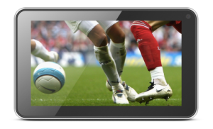 "Tablet Qbex Tx780 7"" Branco Wi-Fi, Android 4.4, Câm 0.3, 8Gb Dtv"