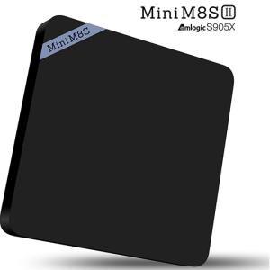 Smart TV Box Mini M8S II