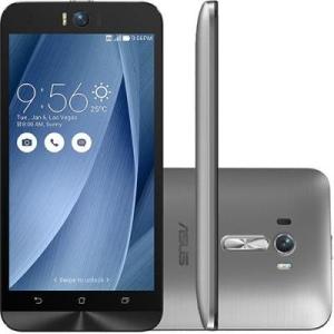 "SMARTPHONE ASUS ZENFONE SELFIE 6J97WW DUAL CHIP ANDROID 5.0 TELA 5.5"" 32GB 4G 13MP OCTA CORE + FRETE GRÁTIS P/ SP"
