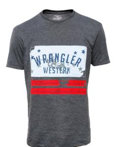 CAMISETA WEST - WRANGLER por R$59