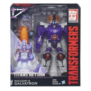 Boneco Transformers - Voyager Class - Galvatron - Hasbro