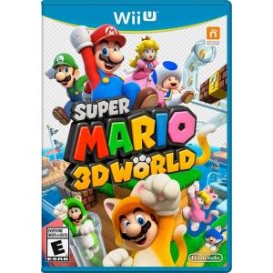 Game Super Mario 3D World - Wii U
