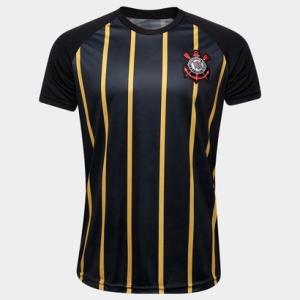 Camisa Corinthians Gold - Edição Limitada