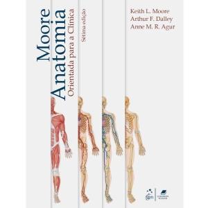Livro - Anatomia Orientada Para a Clínica - 7ª Edição - 2014 - Keith L. Moore, Arthur F. Dalley e Anne M. R. Agur