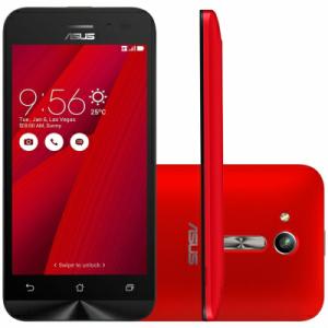Smartphone Asus Zenfone Go 8GB ZB452KG Desbloqueado