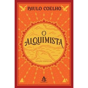 Livro - O Alquimista, de Paulo Coelho