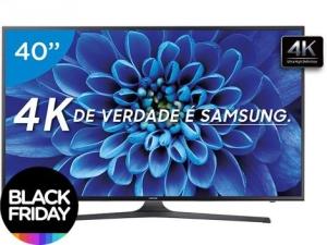"""Smart TV LED 40"""" Samsung 4K/Ultra HD 40KU6000  por 1999,00 a vista,acabou o desconto de 40%,passou pra 29%,o preço subiu para 2374.05!!!"""