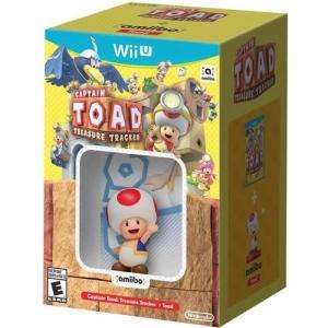 Captain Toad Treasure Tracker Wii U + Amiibo Toad