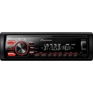 Som Automotivo Pionner MVH-288BT AM/FM com Bluetooth e Entrada USB Media Receiver