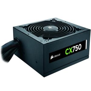 Fonte Corsair CX-750W 80 Plus Bronze - CP-9020015