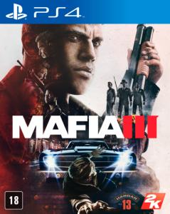 Jogo Ps4 ou Xboxone Mafia 3 - R$135