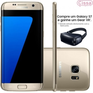 Galaxy S7 Edge  2599  com Gear  VR