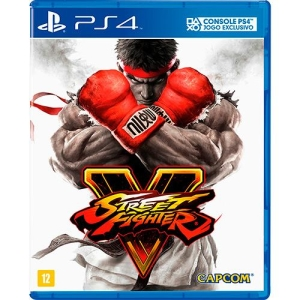 Game Street Fighter V + DLC Exclusiva - PS4 por R$ 72