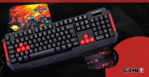 Combo Gamer TecDrive Teclado GAMER + Mouse 3200 DPI + MousePad FRETE GRÁTIS