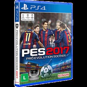 Pro Evolution Soccer 2017 - PS4 - R$88