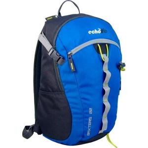 Mochila Daypack Baxter 22L Echolife Azul/Prata - R$51