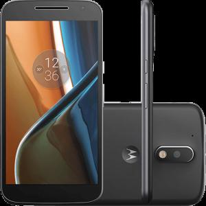 Smartphone Motorola Moto G4 - Dual Chip Android 6.0 Tela 5.5'' 16GB Câmera 13MP - R$790