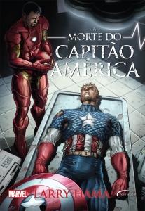 """Livro """"A Morte do Capitão América"""" - R$ 14,90"""