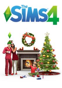 The Sims 4 - Pacote Festas de Fim de Ano [grátis]