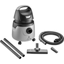 Aspirador de Pó e Água Electrolux A10N1 Cinza e Preto 10L - 1200W - R$177