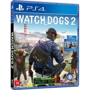 [Cartão Submarino] Watch Dogs 2 - PS4 - R$145,28