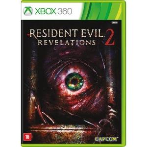 Resident Evil Revelations 2 - Xbox360 - R$26