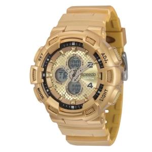 relogio speedo Dourado - R$101