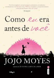 """Livro """"Como Eu Era Antes de Você"""" por R$13"""